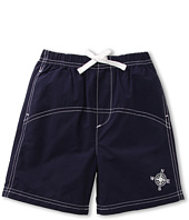 le top - Anchors Aweigh Woven Swim Trunks (Infant/Toddler/Little Kids)