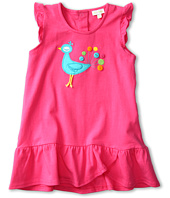 le top - Swirly Girly Beach Dress w/ Ruffle Hem (Infant/Toddler/Little Kids)