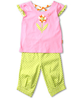 le top - Fancy Free T-Shirt and Capri (Toddler/Little Kids)