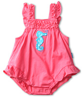 le top - Island Dreams Bubble w/ Hip Ruffle (Infant)