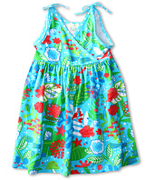 le top - Island Dreams Sundress w/ Cross-Front (Toddler/Little Kids)