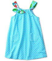 le top - Island Dreams Dot Beach Dress