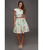Ted Baker - Chadie Wallpaper Flower Print Dress