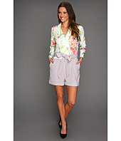 Ted Baker - Antiguo Wallpaper Floral Playsuit