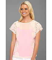 Ted Baker - Chasity Lace Detail Top