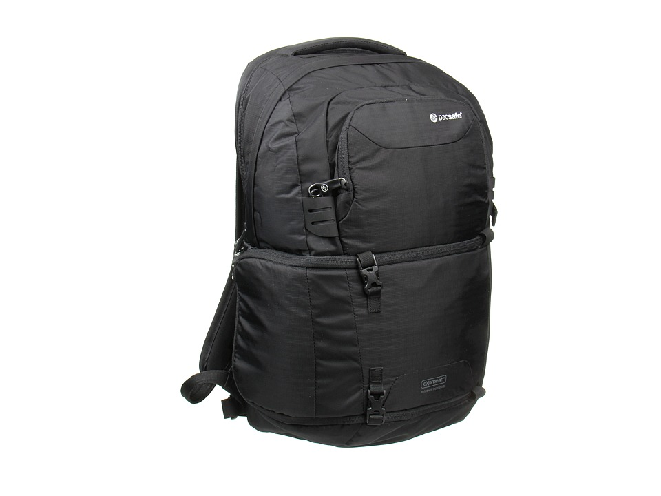 Pacsafe - Camsafe Venture V25 Backpack (Black) Backpack Bags