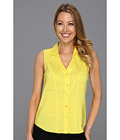 NIC+ZOE - Caliente Seamed Sleeveless Top