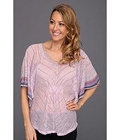 NIC+ZOE - Glow In Light Glimmer Top