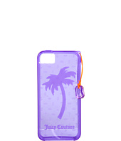 Juicy Couture - Gelli Smartphone Case w/ Palm Tree - Non Glitter - New Version