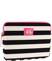Juicy Couture - Bar Stripe Neoprene Case for iPad®