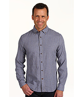 Dockers Men's - Alpha Slim Heathered Twill Shirt