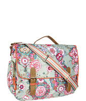 Oilily - Fantasy Floral Messenger Bag