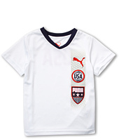 Puma Kids - USA Tee w/ Wicking (Little Kids)