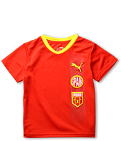 Puma Kids - Spain Tee w/ Wicking (Little Kids)
