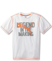Puma Kids - Legend Cell Dry Wicking Tee (Little Kids)