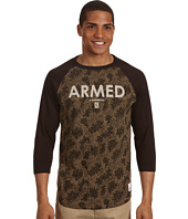 Crooks & Castles - Armed Raglan Tee