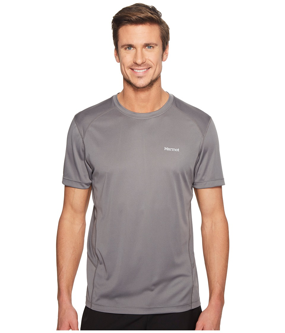 Marmot - Windridge SS (Cinder) Mens Clothing