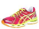 ASICS - GEL-Kayano 19 (Raspberry/Mango/Lime) - Footwear