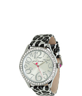 Betsey Johnson - BJ00131-09 Leather Strap Watch