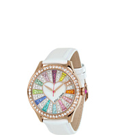 Betsey Johnson - BJ00131-15 Analog Crystal Set Dial Watch
