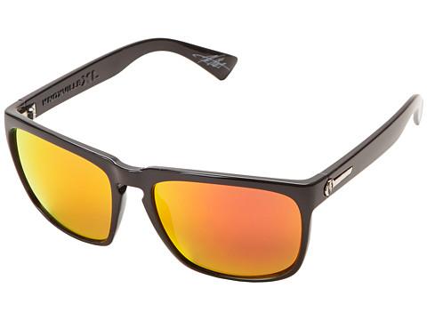 Electric Eyewear Knoxville XL Gloss Black/Grey Fire Chrome ...