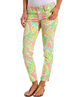 Lilly Pulitzer - Worth Skinny Mini Zip Printed