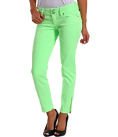 Lilly Pulitzer - Worth Skinny Mini Zip in New Green