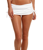 Tommy Bahama - Pearl Solids Side Shirred Skirted Hipster Bottom