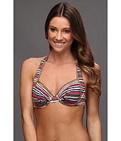 Tommy Bahama - Sea Schooner Stripe Underwire Bikini Top