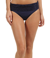 Tommy Bahama - Lace Ahoy High Waist Bottom w/ Lace Wide Band