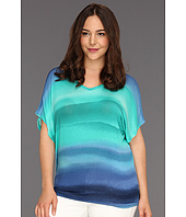 Karen Kane Plus - Plus Size V-Neck Tunic