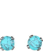 Fossil - Turquoise Stud Earrings