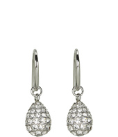 Fossil - Vintage Glitz Pave Tear Drop Earrings