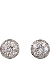 Fossil - Sterling Silver Pave Stud Earrings