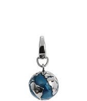 Fossil - Globe Charm
