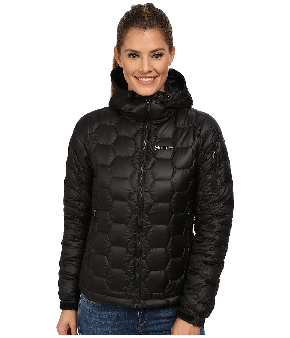 Marmot - Ama Dablam Jacket (Black 1) Womens Coat