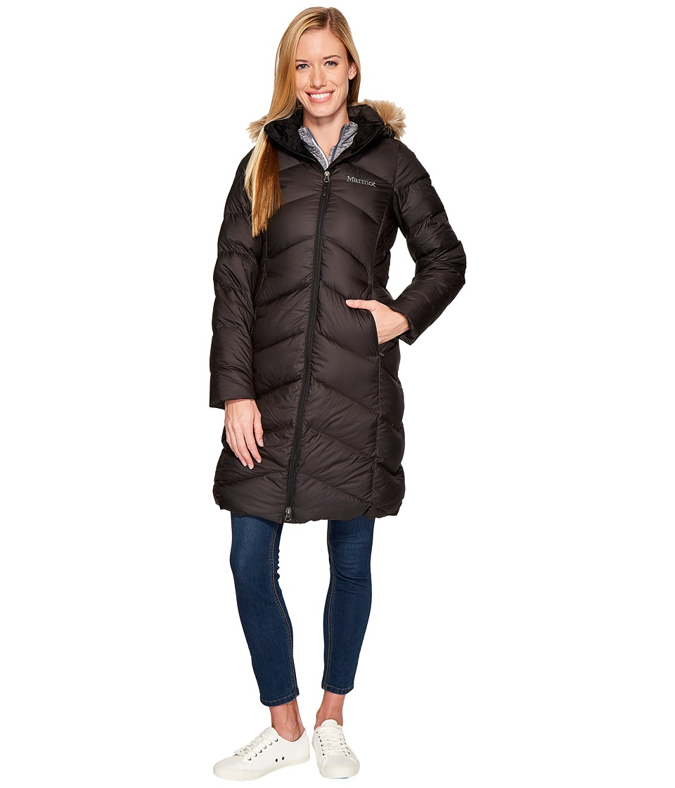 Marmot Montreaux Coat (Black) Women