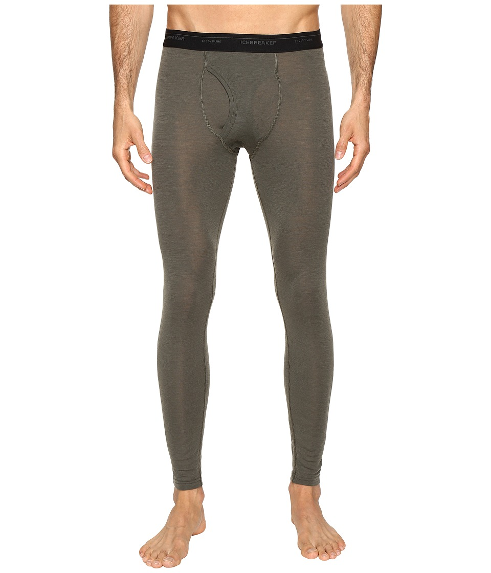 Icebreaker Everyday Leggings w Fly (Cargo) Men