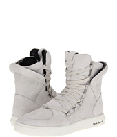 Pierre Balmain - Coated High Top Trainer
