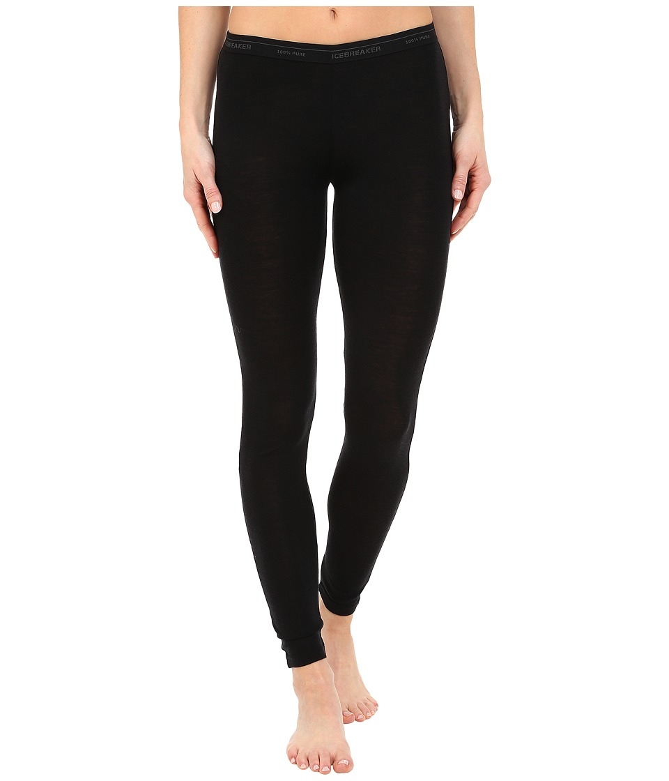 Icebreaker Everyday Legging (Black) Women