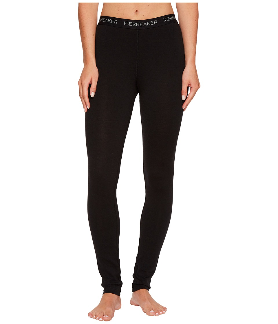 Icebreaker Vertex Legging (Black) Women