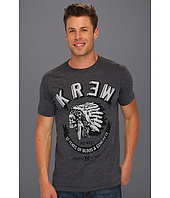KR3W - Black Feather Heather Tee