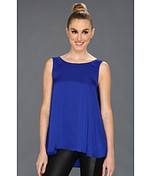 BCBGMAXAZRIA - Draped Back Top