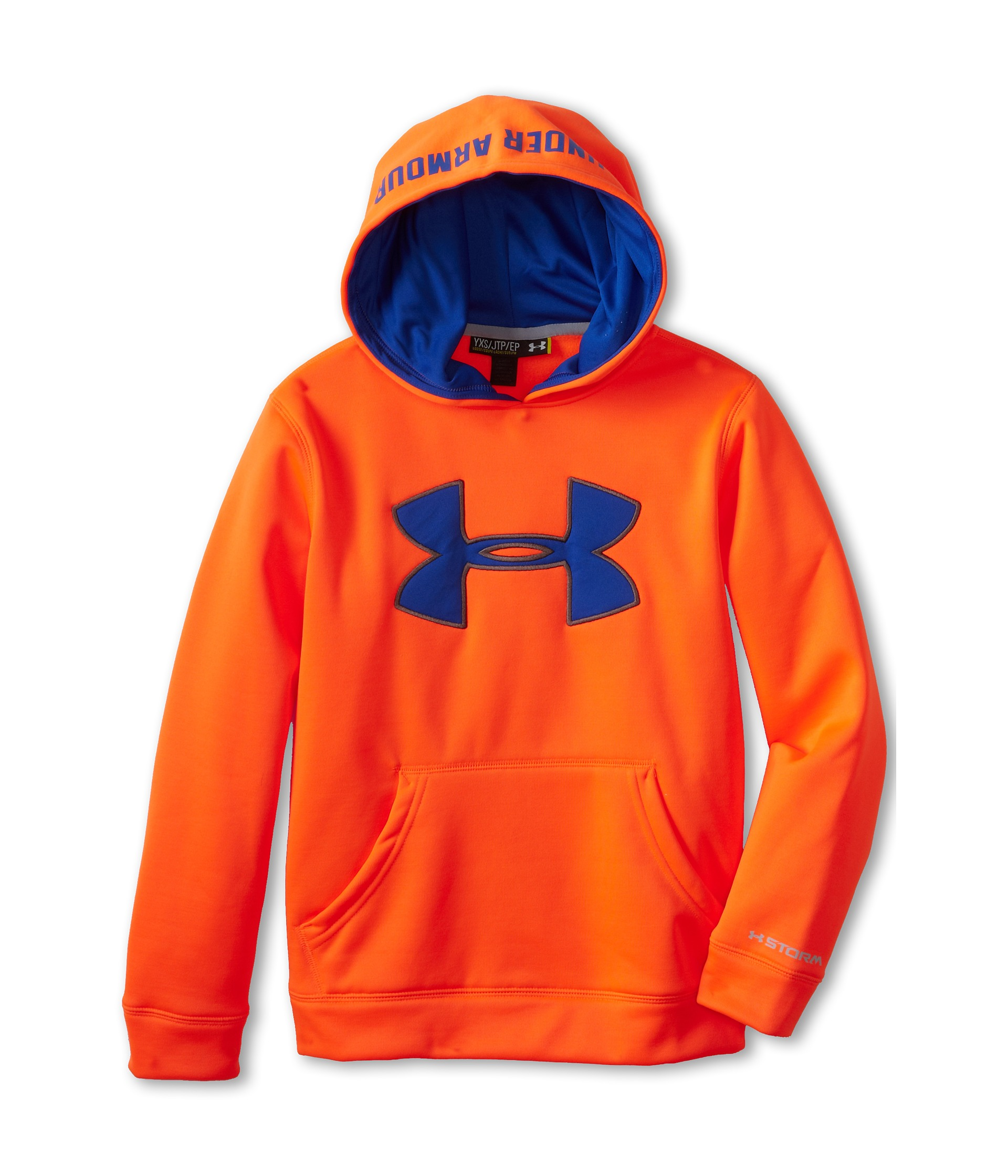 stars 100   4 stars 0   3 stars 0   2 stars 0   1 star 0  Under Armour Sweatshirts Orange