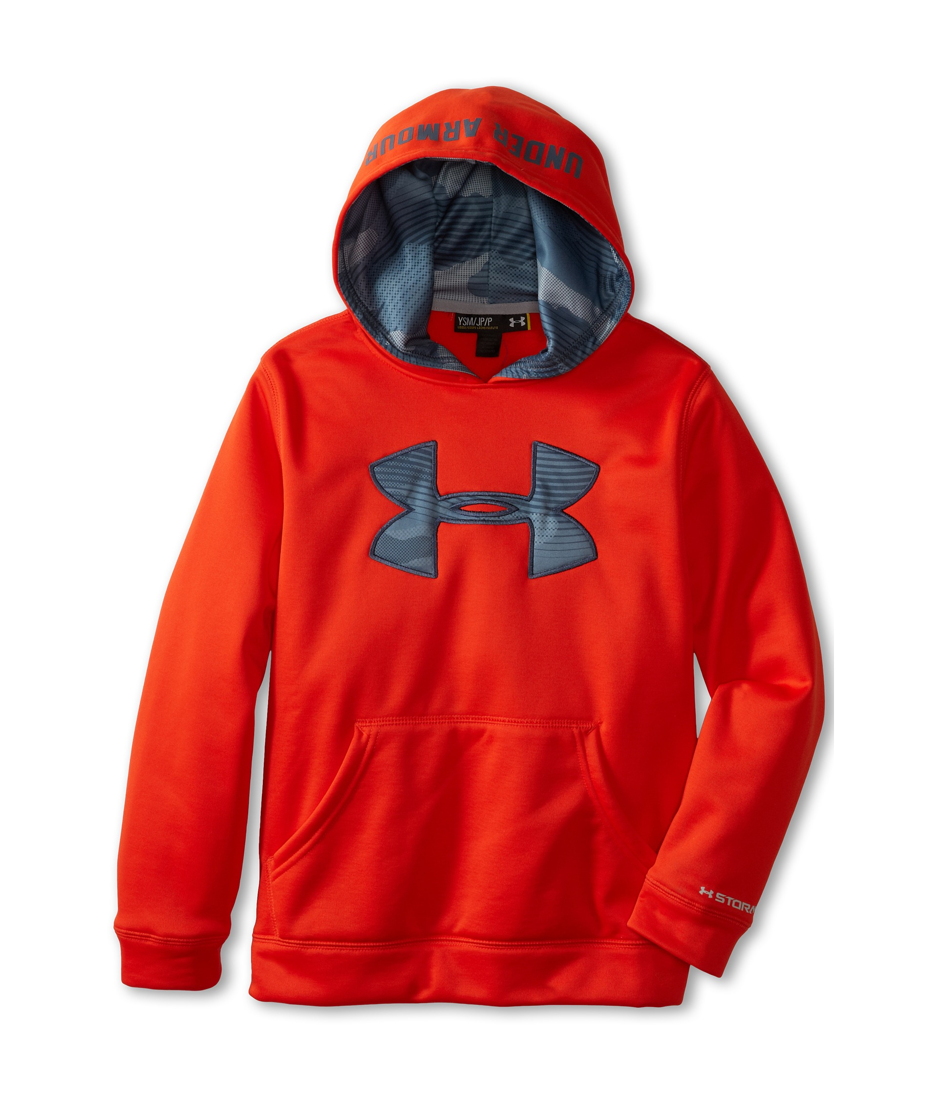 stars 75   4 stars 0   3 stars 0   2 stars 25   1 star 0  Under Armour Sweatshirts Orange