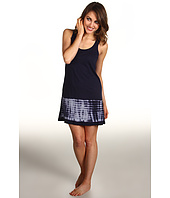 P.J. Salvage - In The Navy Slub Jersey Racerback Nightgown