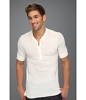 Alternative Apparel - Retro Short Sleeve Henley