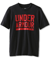 Under Armour Kids - UA Script S/S Tee (Big Kids)