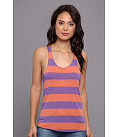 Alternative Apparel - Eco-Stripe Meegs Racer Tank