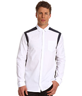 Pierre Balmain - Slim Fit Long Sleeve Button Up